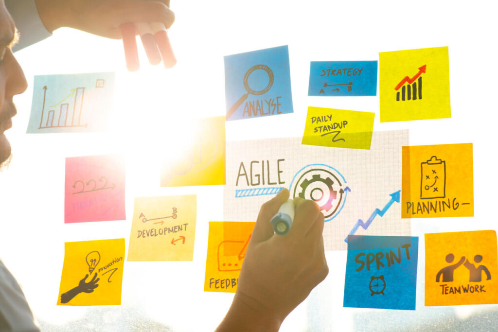 agile approach in government